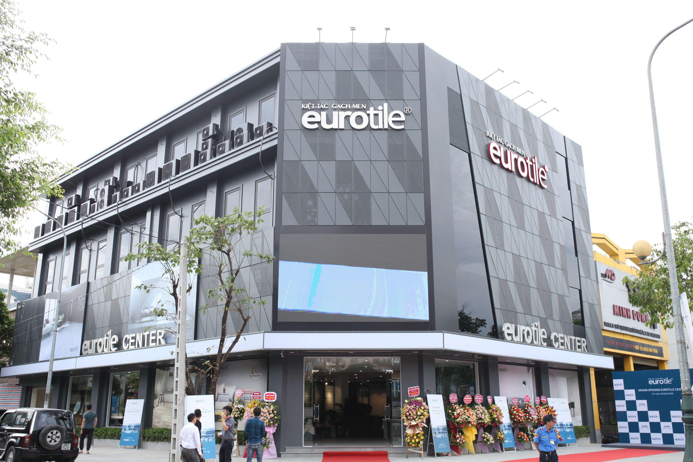 Khai Trương Eurotile Center Va Giới Thiệu ảnh Kiến Truc Vinh Xưa Va Nay