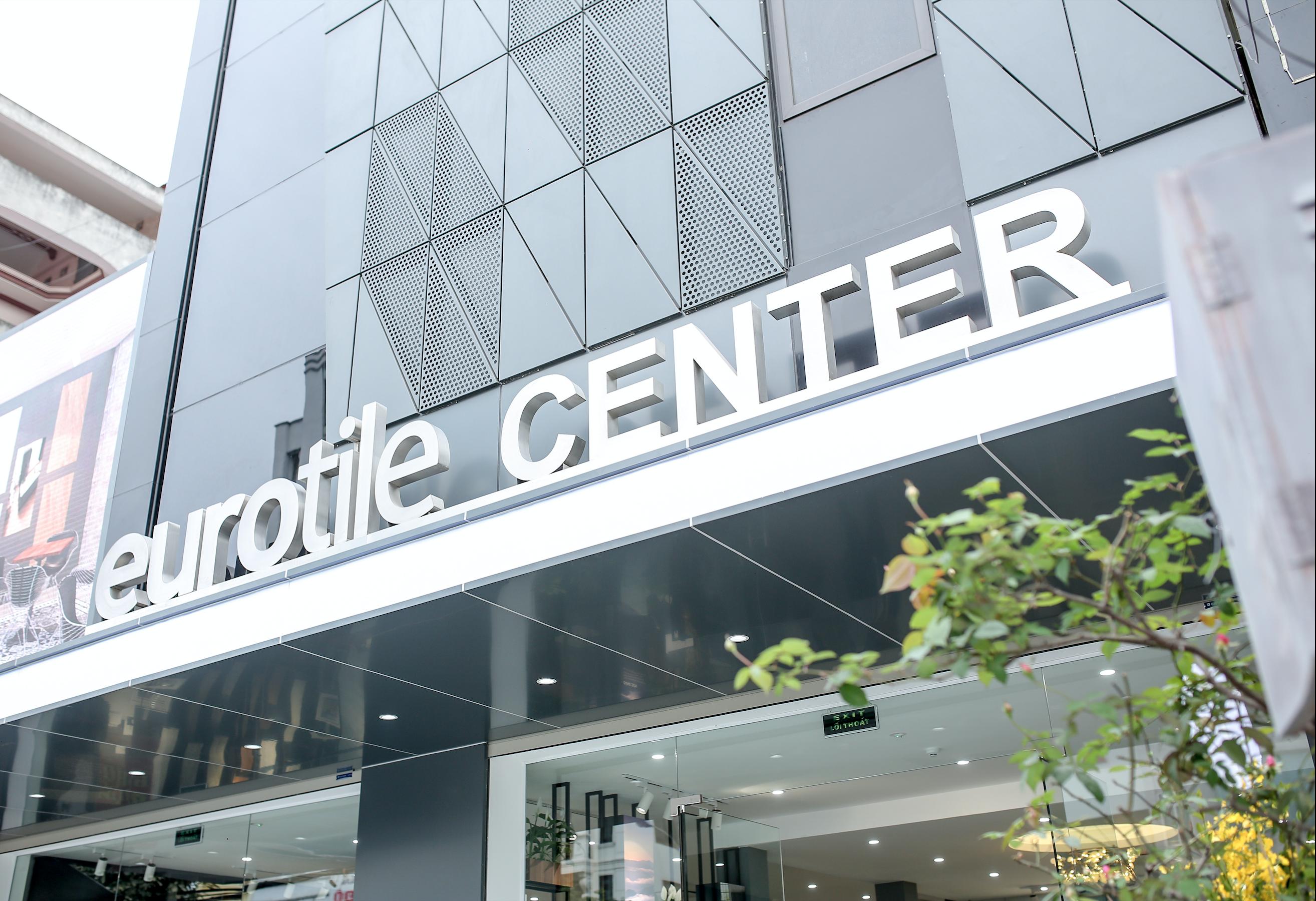 """Khai trương Eurotile Center Nam Định với chủ đề """"Vẽ ký ức - Dệt tương lai"""""""