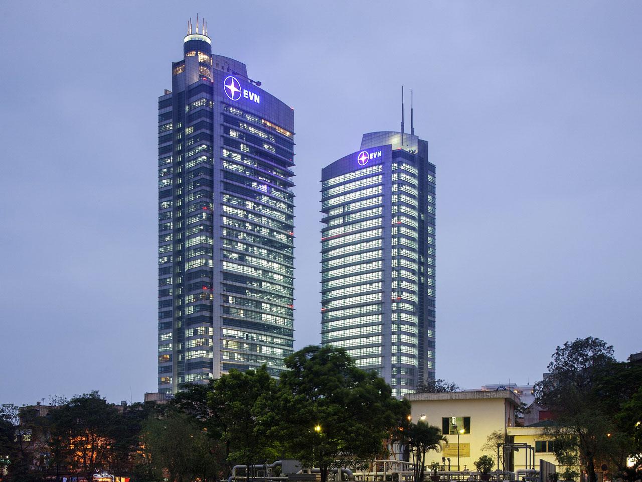Tòa nhà EVN Tower