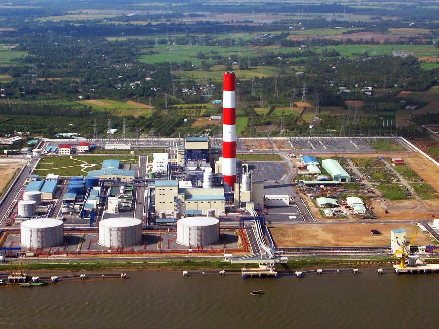 Nhà máy nhiệt điện Cà Mau