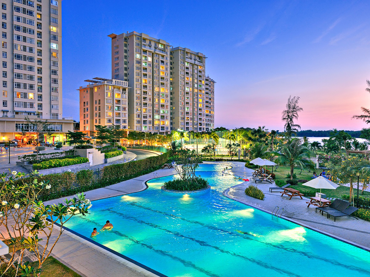 Phú Mỹ Hưng Riverside Residence P5