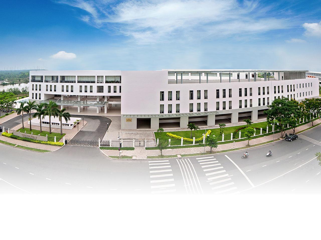 Trường THCS-THPT Đinh Thiện Lý