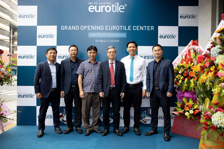 Eurotile khai trương Eurotile Center tại Đà Nẵng